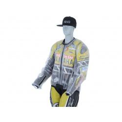 Veste imperméable R&G RACING Racing transparente taille XL