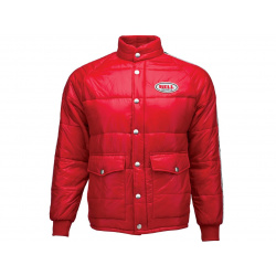 Veste BELL Classic Puffy rouge taille XL