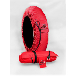 Couvertures chauffantes CAPIT Suprema Spina rouge taille M/L