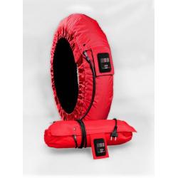 Couvertures chauffantes CAPIT Suprema Vision rouge taille M/XL