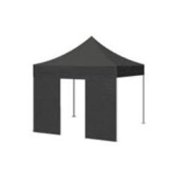Panneau amovible pour Tonnelle BIHR Home Track 4.5x3m (réf. 980241) avec porte à fermeture éclair