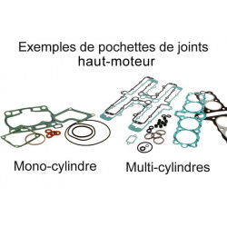 KIT JOINTS HAUT-MOTEUR POUR HONDA NH80MD/MOD/MDG/MSD/LEAD/MHD/VISION/SCOOPY/SS 1983-93