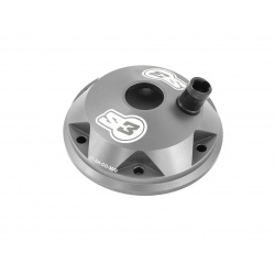 Kit culasse et insert S3 Stars Head aluminium titane Sherco/Scorpa 125