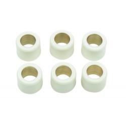 KIT 6 GALETS 16X13, 2,6 GRAMMES