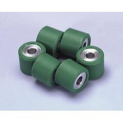 Jeu de 6 galets POLINI 20x17mm, 9,7g, coloris vert