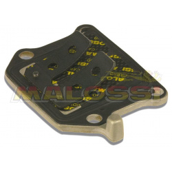 Clapets carbone Malossi MHR MBK Booster/Stunt - Yamaha BW'S/Slider