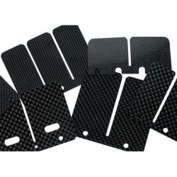 Clapets carbone Tecnium Honda CR80