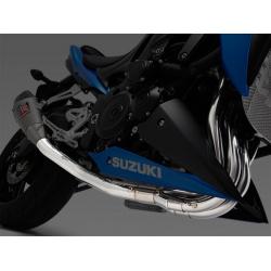Collecteur YOSHIMURA inox pour silencieux R-11 Suzuki GSX-S1000/S1000F