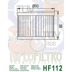 Filtre à huile HIFLOFILTRO HF112