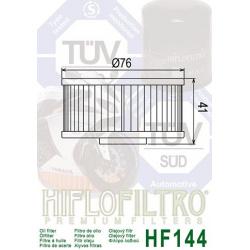 Filtre à huile HIFLOFILTRO HF144 Yamaha