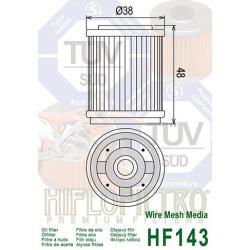 Filtre à huile HIFLOFILTRO HF143