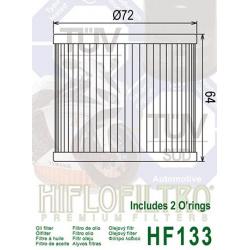Filtre à huile HIFLOFILTRO HF133 Suzuki