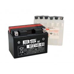 Batterie BS BATTERY BTZ14S-BS sans entretien livrée avec pack acide