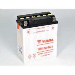Batterie YUASA 12N12A-4A-1 conventionnelle