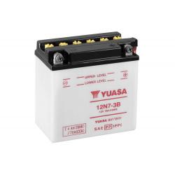 Batterie YUASA 12N7-3B conventionnelle
