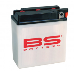 Batterie BS BATTERY BHD-12 conventionnelle avec pack acide