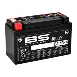 Batterie BS BATTERY BT7B-4 SLA sans entretien activée usine