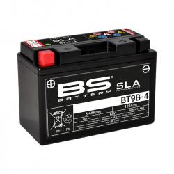Batterie BS BATTERY BT9B-4 SLA sans entretien activée usine