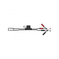 Câbles avec pinces croco OXFORD Optimiser/Maximiser
