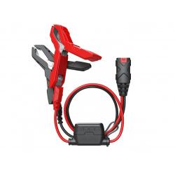 Câble chargeur de batterie NOCO X-Connect Eyelet Terminal pinces crocodile 60cm