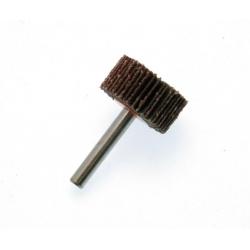 Roue à lamelle PTS OUTILLAGE sur tige grain 60 Ø30X15mm