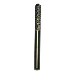 Fraise carbure PTS OUTILLAGE spécial plastiques Ø10mm
