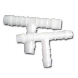 Raccords plastiques en T MOTION PRO Ø6mm