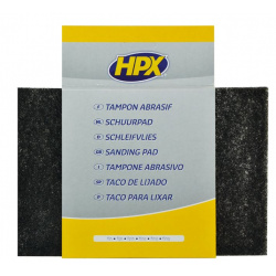 Tampon abrasif HPX moyen