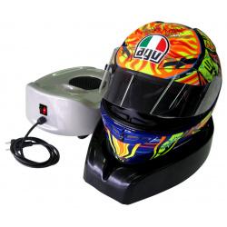 Sèche-casque CAPIT noir air chaud & froid