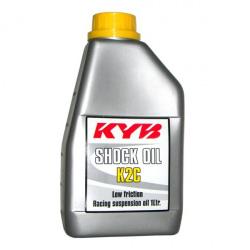 Huile d'amortisseur KYB 1 litre