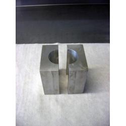 Brides de tube de fourche KYB Ø43mm