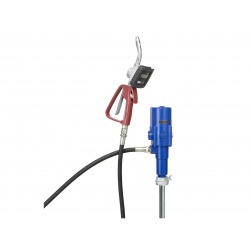 Pompe à huile PRESSOL pneumatique 3:1 +Pistolet Fût de 60L