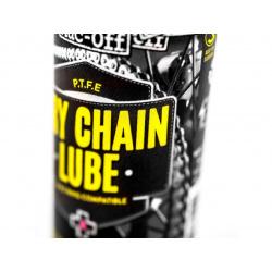 Lubrifiant chaîne MUC-OFF Dry PTFE Chain Lune 50ml