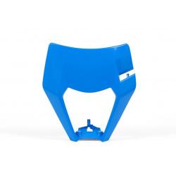 Plastique de plaque phare RACETECH bleu KTM