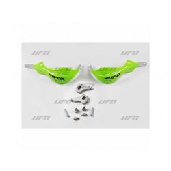 Protège-mains UFO Alu vert