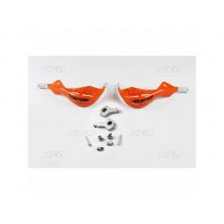 Protège-mains UFO Alu Orange KTM