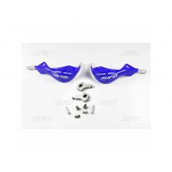 Protège-mains UFO Alu Bleu Reflex