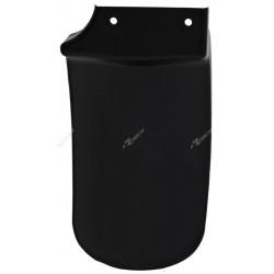 Bavette d'amortisseur RACETECH noir Kawasaki
