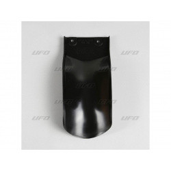 Bavette d'amortisseur UFO noir Yamaha YZ85