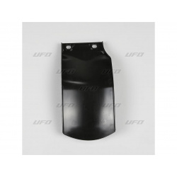 Bavette d'amortisseur UFO noir Yamaha