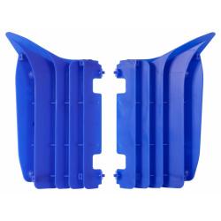 Cache radiateur POLISPORT bleu Yamaha YZ250F