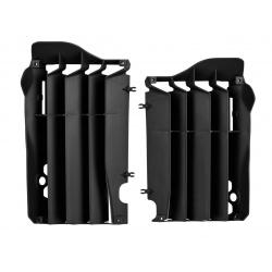 Cache radiateur POLISPORT noir Honda CRF250R