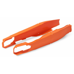 Protection de bras oscillant POLISPORT orange KTM
