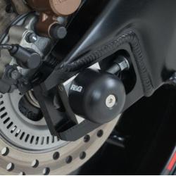Protection de bras oscillant R&G RACING noir Zero