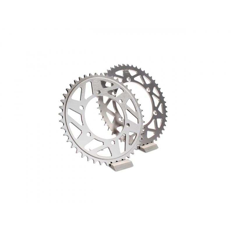Couronne AFAM 38 dents acier pas 520 type 50601 Ducati