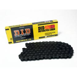 Chaîne de transmission D.I.D 428 HD noir/noir 134 maillons