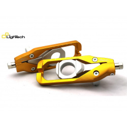 Tendeur de chaine LIGHTECH or Triumph Daytona 675 - TETR002ORO
