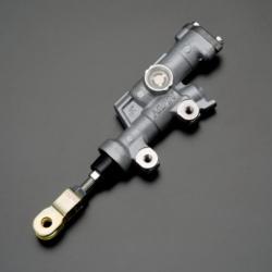 Maître-cylindre de frein arrière sport Ø12 argent Nissin