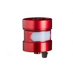 Bocal LIGHTECH rouge l'unite 31 CM3 - OBT001ROS