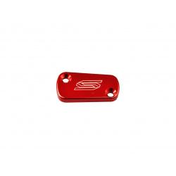 Couvercle de maitre-cylindre arrière SCAR rouge